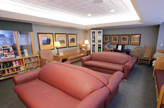 Ronald McDonald Family Room at the Penn State Children's Hospital