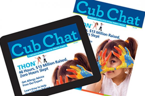 Cub Chat newsletter