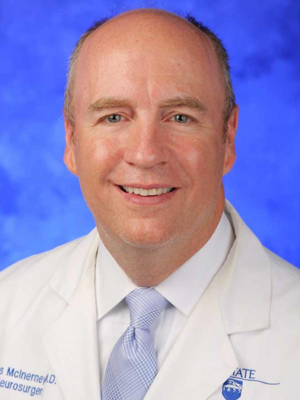 James McInerney, MD