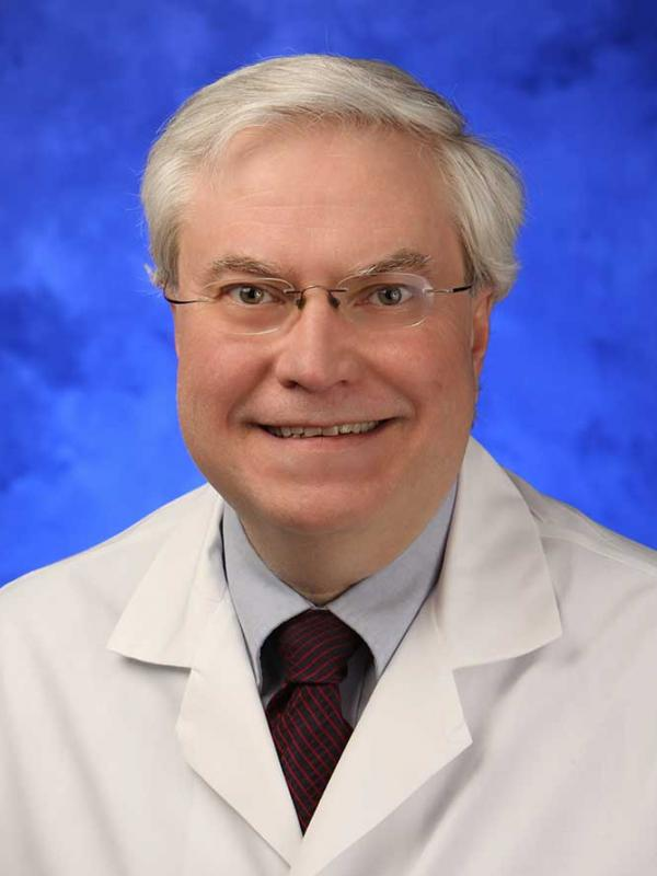 A head-and-shoulders photo of Raymond J. Hohl, MD, PhD
