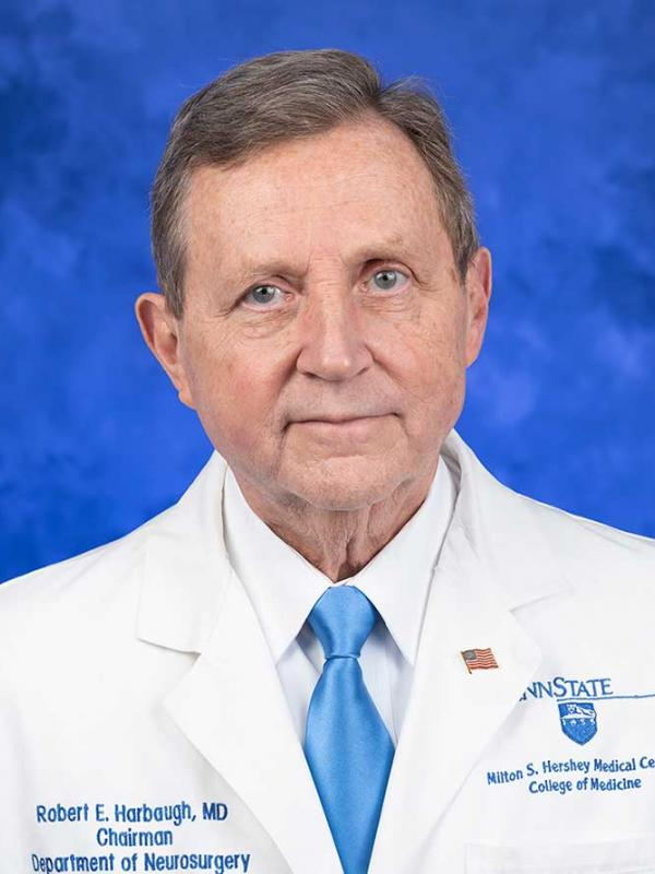 Robert E. Harbaugh, MD, FACS, FAHA