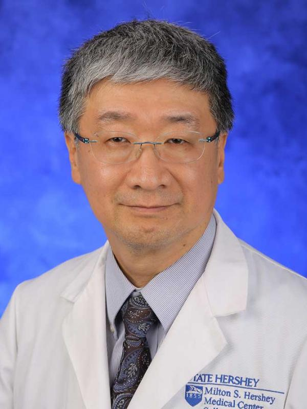 A head-and-shoulders photo of Shin Mineishi, MD