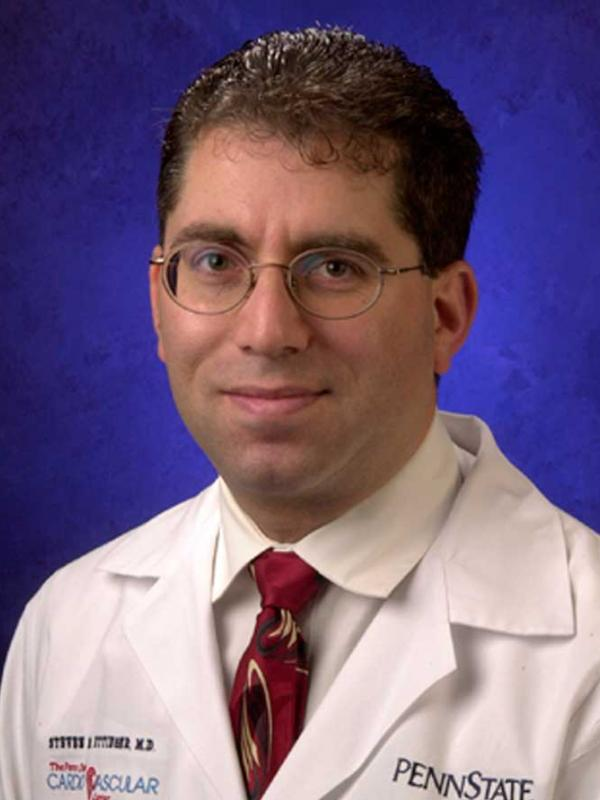 A head-and-shoulders photo of Steven M. Ettinger, MD