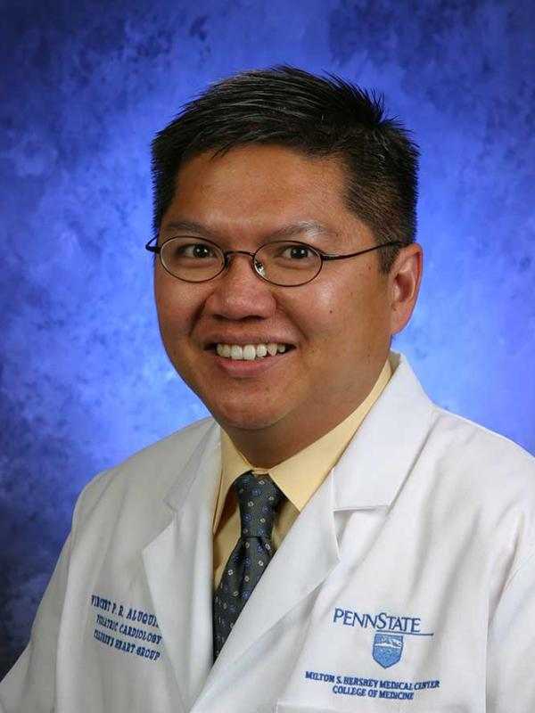 Vincent P P. Aluquin, MD