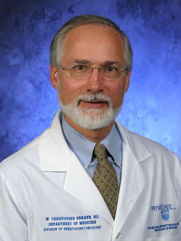 W Christopher C. Ehmann, MD