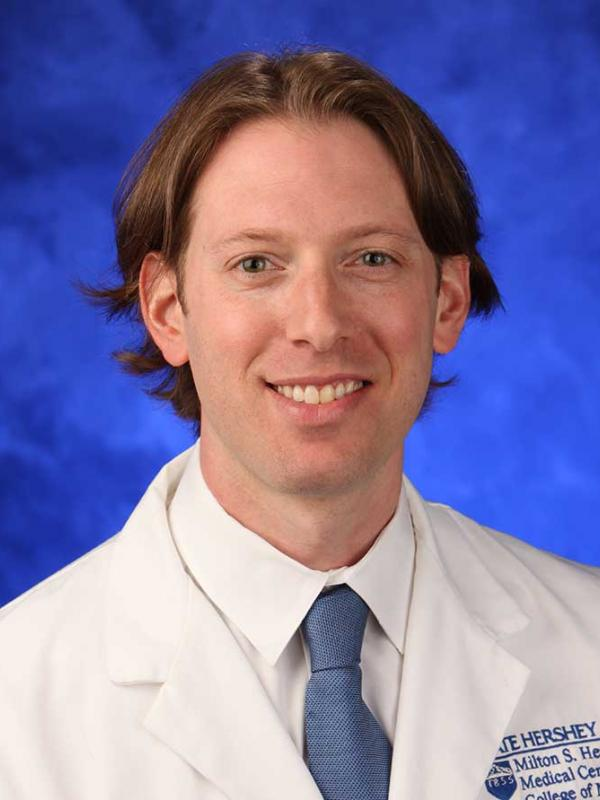 A head-and-shoulders photo of Brad E. Zacharia, MD, MS