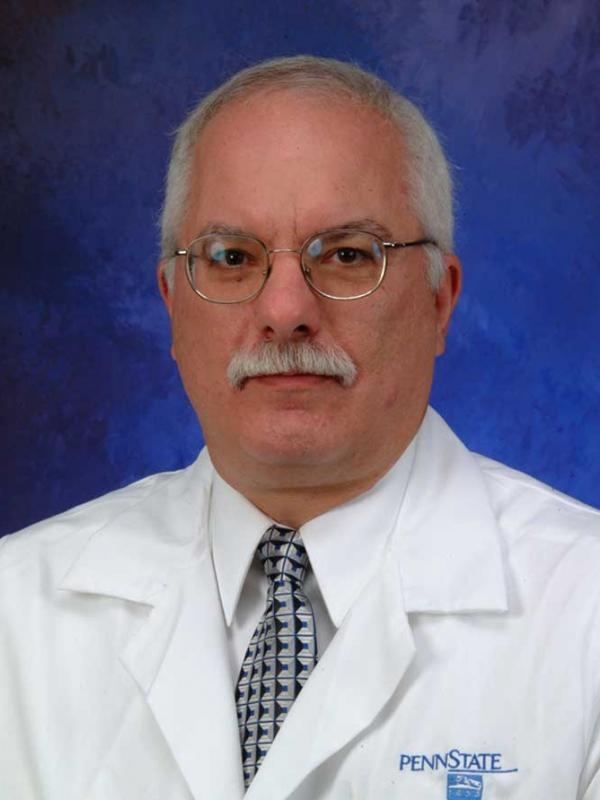 A head-and-shoulders photo of Gerald V. Naccarelli, MD
