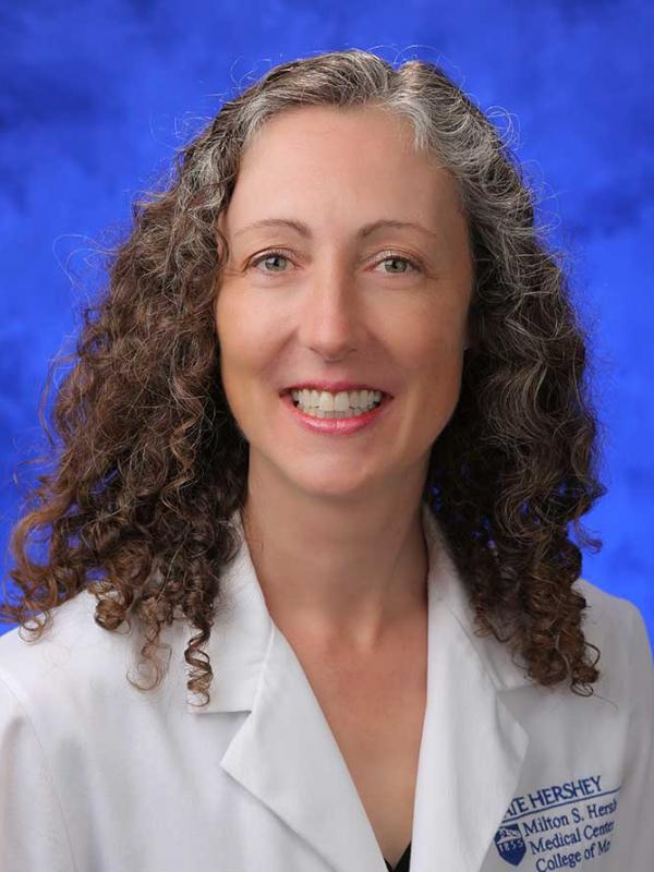 A head-and-shoulders photo of Colette R. Pameijer, MD
