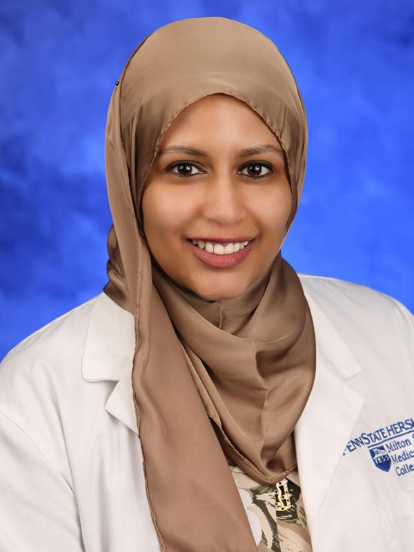 A head-and-shoulders photo of Omaima A. Ali, MD