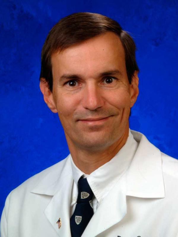 A head-and-shoulders photo of Mark Kozak, MD
