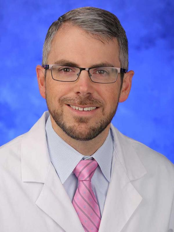 A head-and-shoulders photo of Matthew G. Kaag, MD