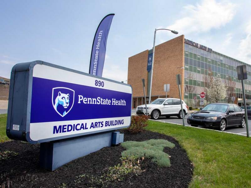Penn State Health Medical Arts Building - Endocrinology